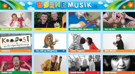 boernemusik