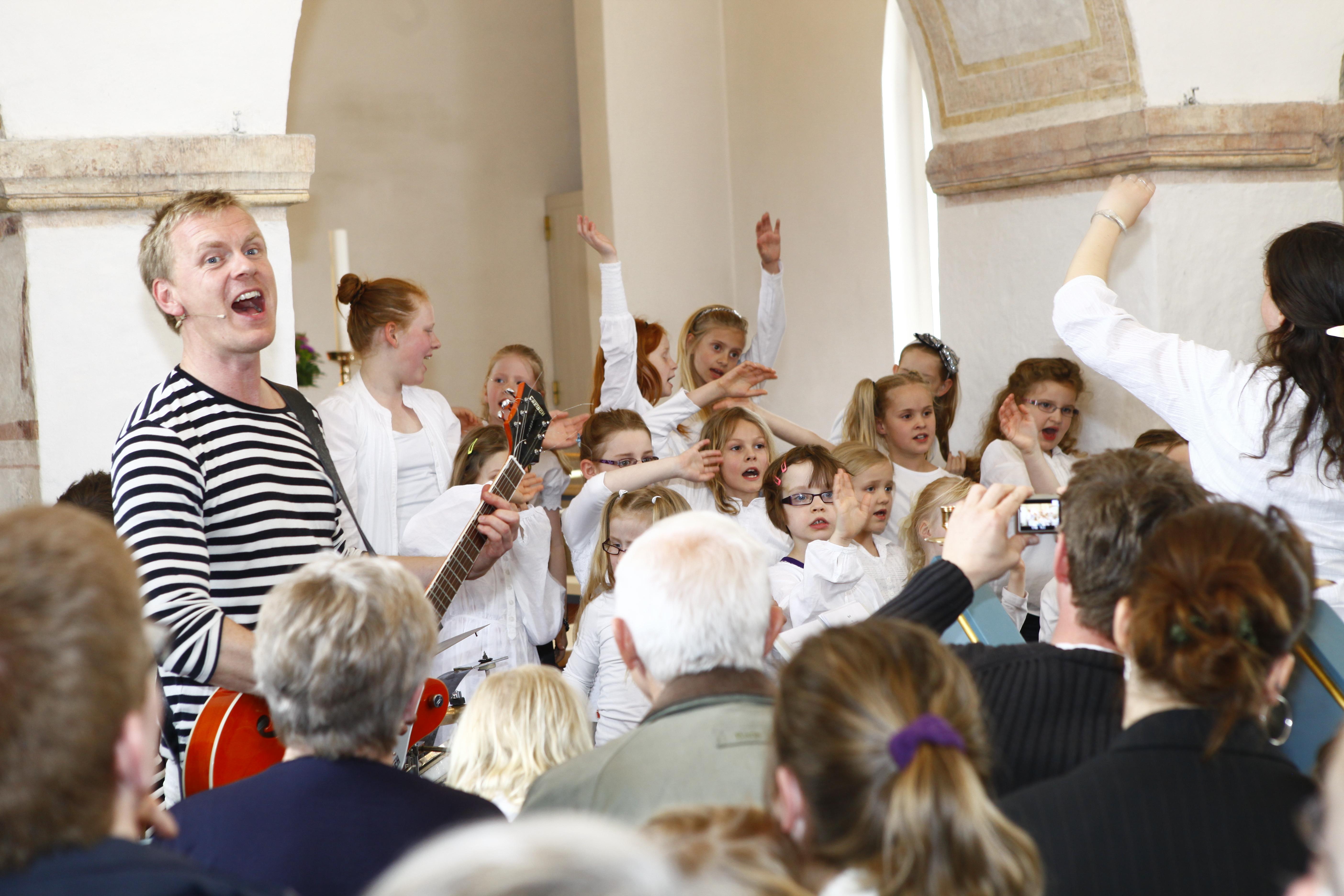 Herstedøster Kirkes spire- og børnekor 2
