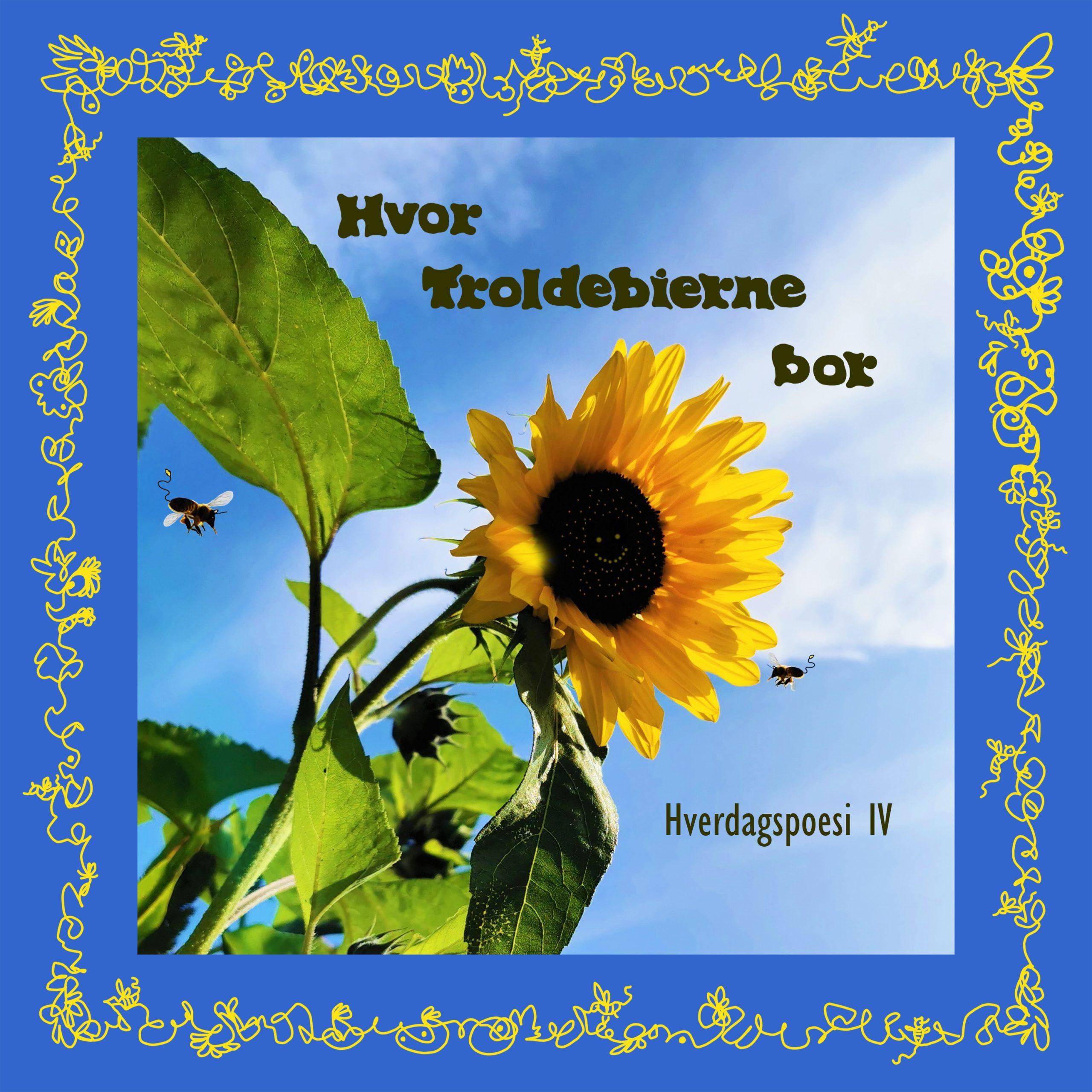 TROLDEBIERNE cover ep Hvor Troldebierne bor (1)