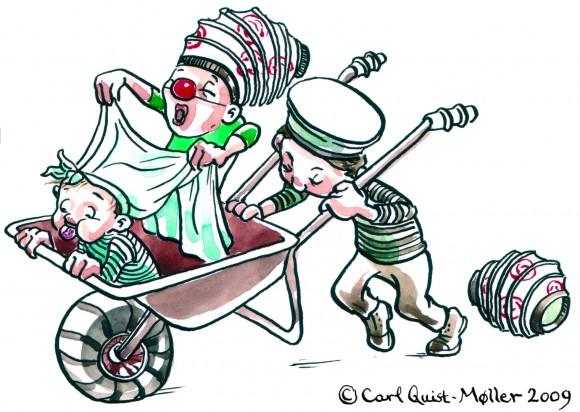 Hverdagspoesi for børn<span>Se tegninger</span>