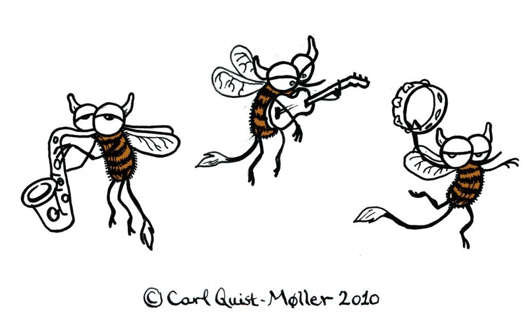 troldebierne